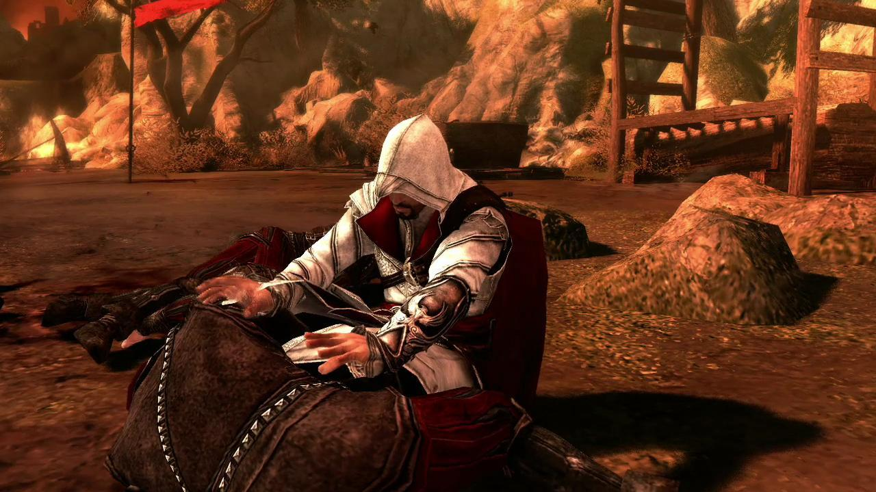 Assassin's Creed Brotherhood Launch Trailer