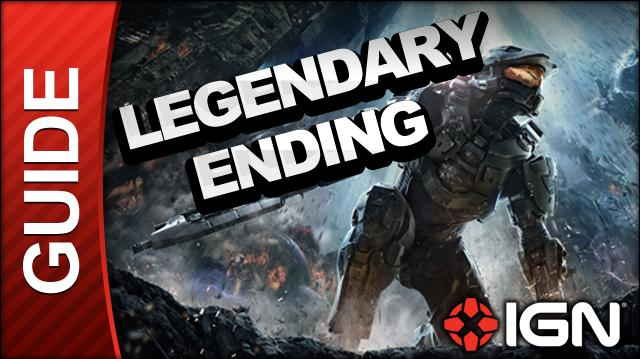 Halo 4 - Legendary Walkthrough - Legendary Ending