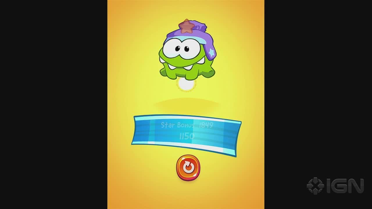 Cut the Rope 2 Meet Blue!