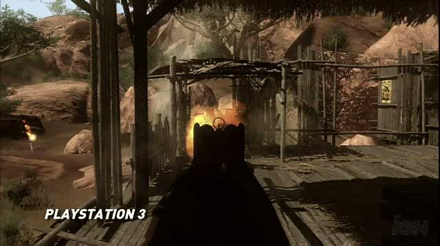 Far Cry 2 Xbox 360 Trailer - Console Reveal