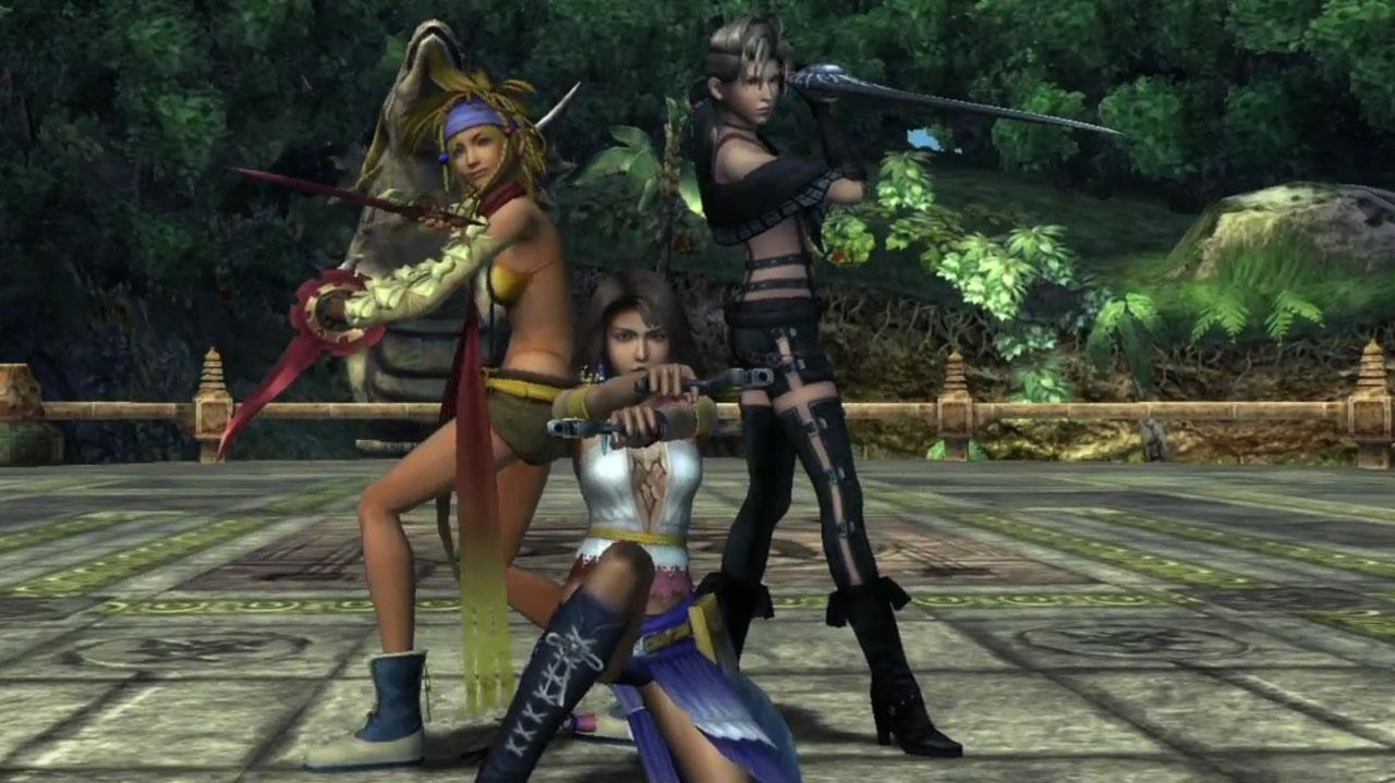 Final Fantasy X X-2 HD - TGS 2013 Trailer