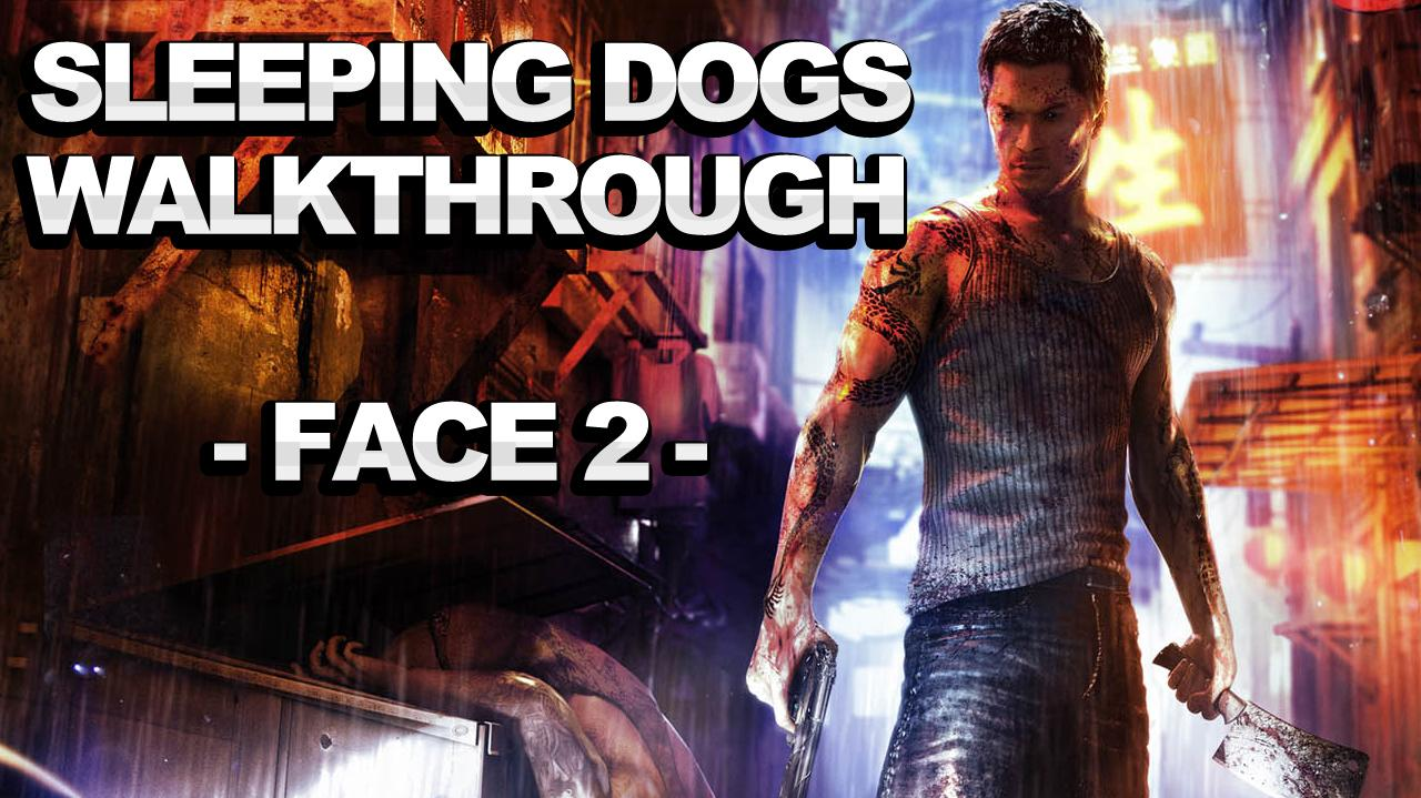 Sleeping Dogs - Face Side Mission 2 - Fashion Advice