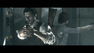 The Evil Within Walkthrough - Chapter 11 Reunion (Part 4)