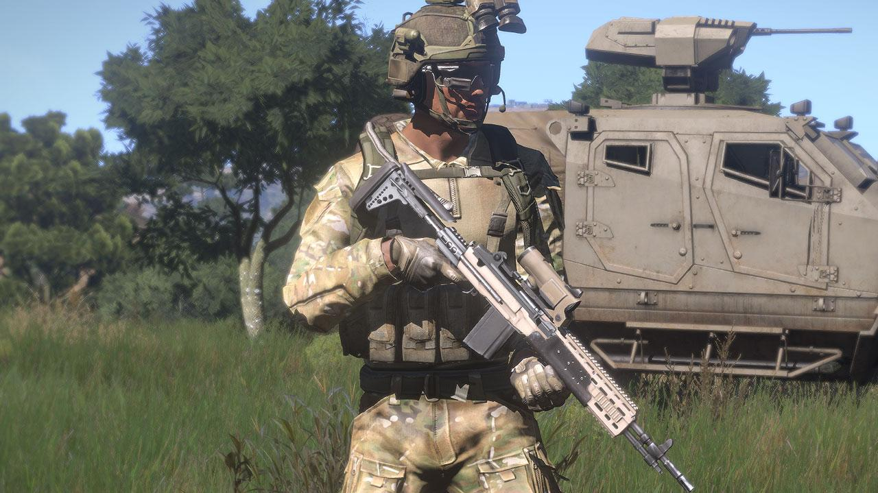 ArmA III An Early Look - Gamescom 2013
