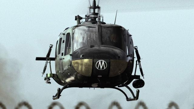 Revolution - The Helicopter