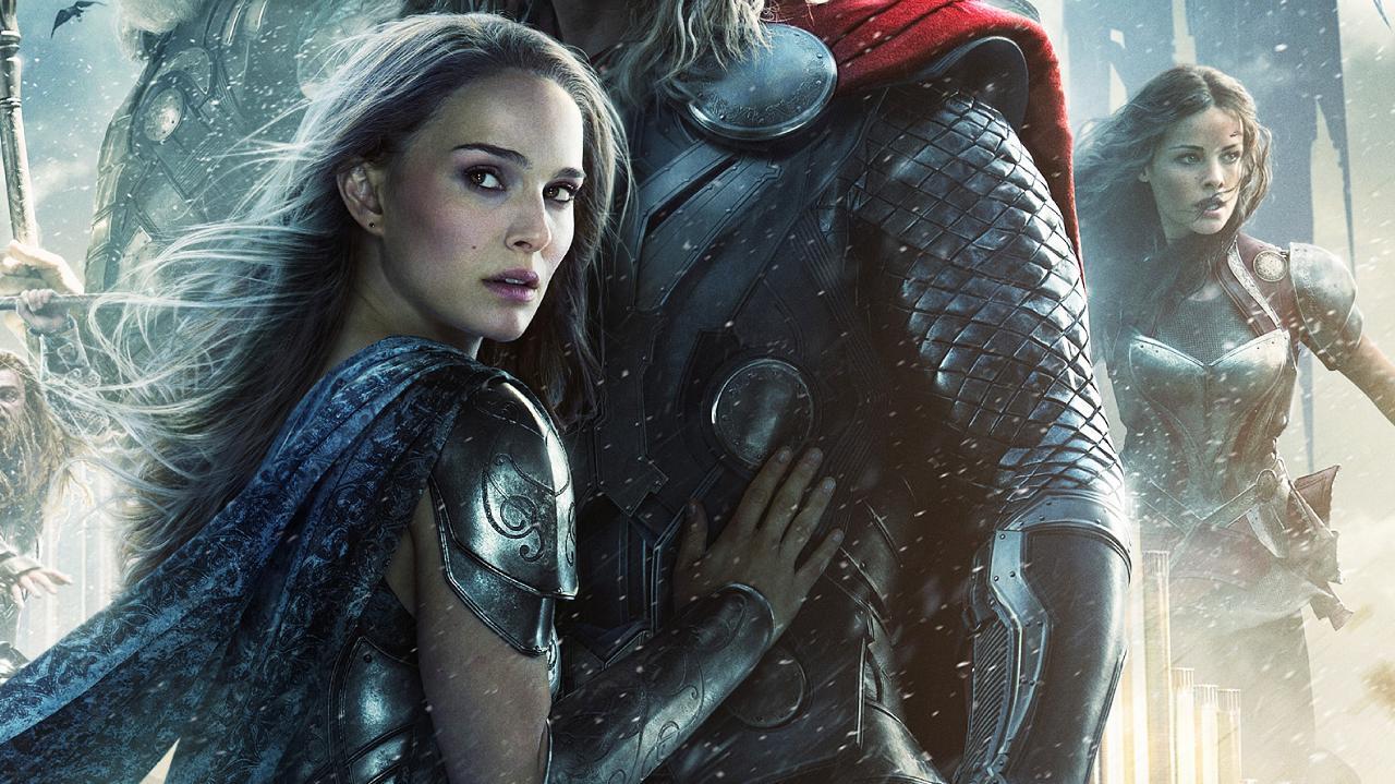 Thor The Dark World - Natalie Portman & Tom Hiddleston Interview - D23 2013