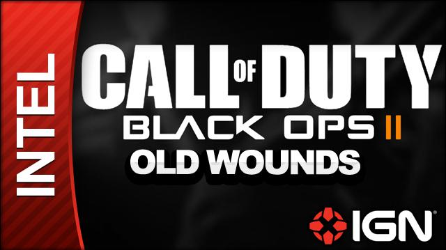 Call of Duty Black Ops 2 Walkthrough - All Old Wounds Intel Locations