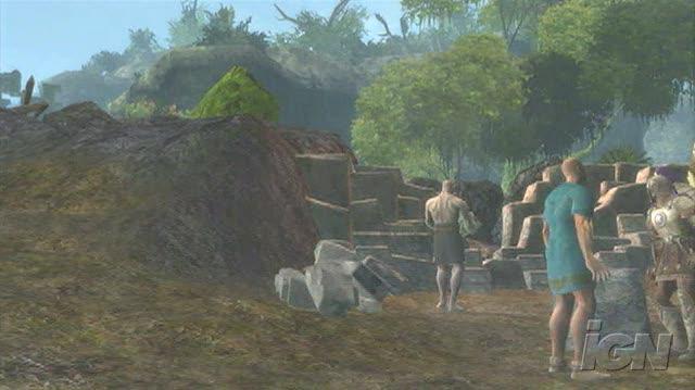 Age of Conan Hyborian Adventures PC Games Gameplay - Short Montage (no sound)