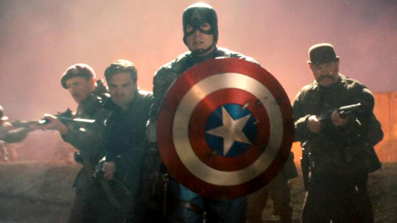 Captain America The First Avenger Video Review