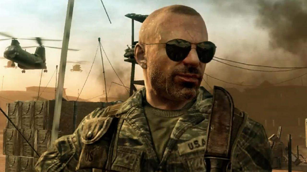 Call of Duty Black Ops Launch Trailer
