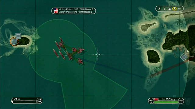 Battlestations Pacific Xbox 360 Trailer - Island Capture