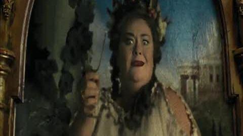 Harry Potter and the Prisoner of Azkaban - The Fat Lady