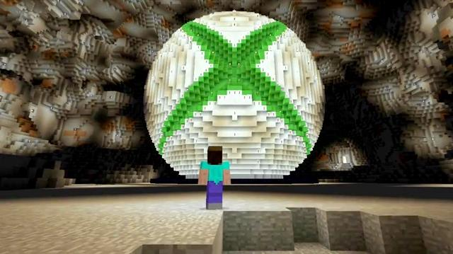Minecraft Xbox One E3 2013 Announcement Trailer