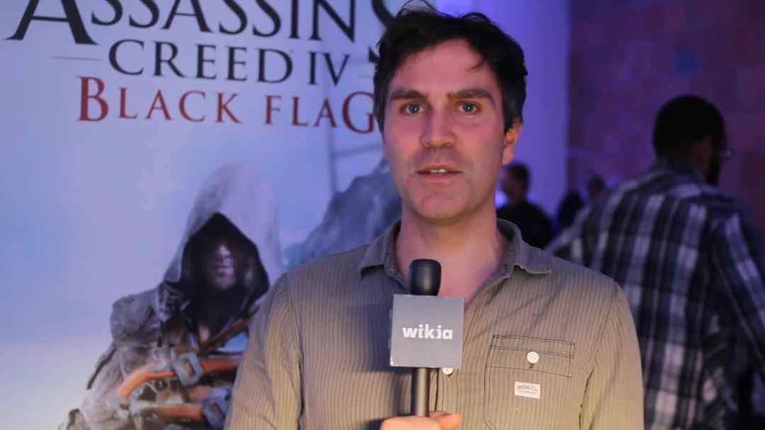 Expert Showcase Special Edition - Assassin's Creed IV - Writer Darby McDevitt Interview