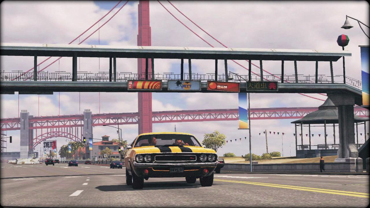 Driver San Francisco - Hit the Gas