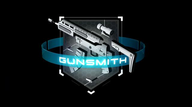 Ghost Recon Future Soldier Gunsmith Trailer