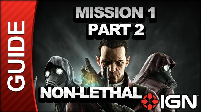 Dishonored - Knife of Dunwall DLC - Low Chaos Walkthrough - Mission 1 A Captain of Industry pt 2-1