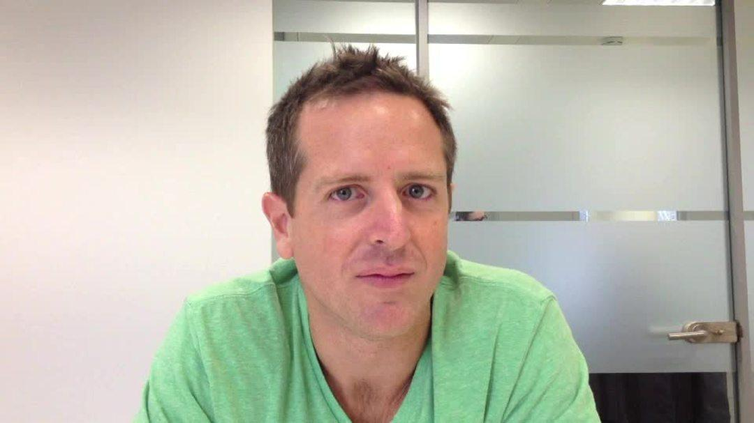 Wool - Hugh Howey Discusses Dystopian Fiction