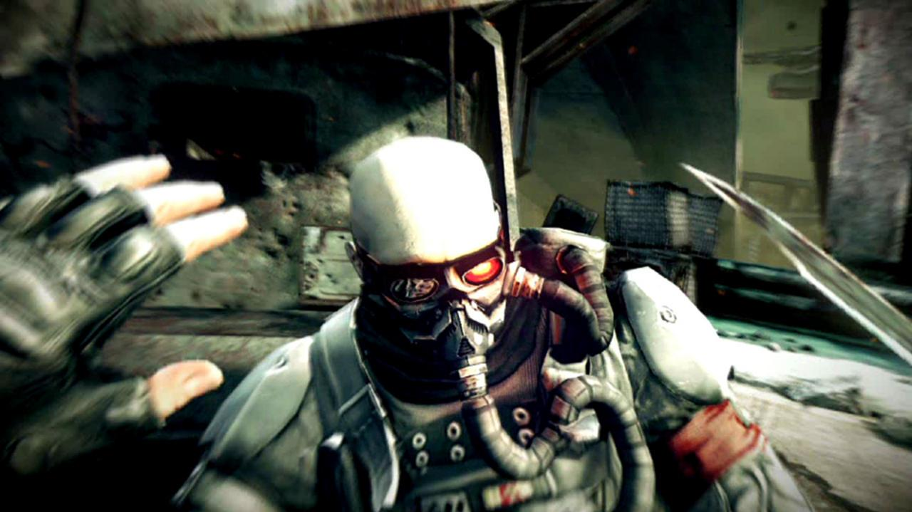 Killzone 3 Kill of the Day Optometrists-R-Us