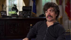 X-Men Days of Future Past - Peter Dinklage Interview 2