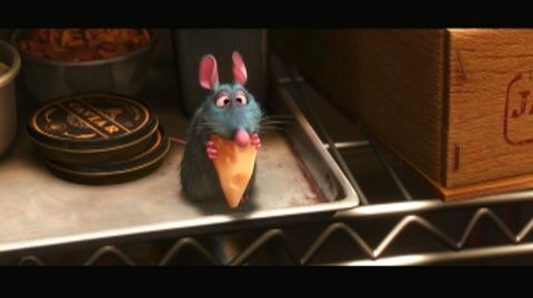 Ratatouille (2007) - Clip Figure out a system, post
