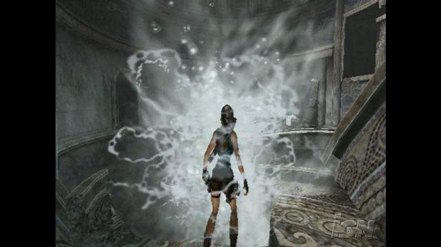 Tomb Raider Anniversary PlayStation 2 Trailer - Watch Those Traps!