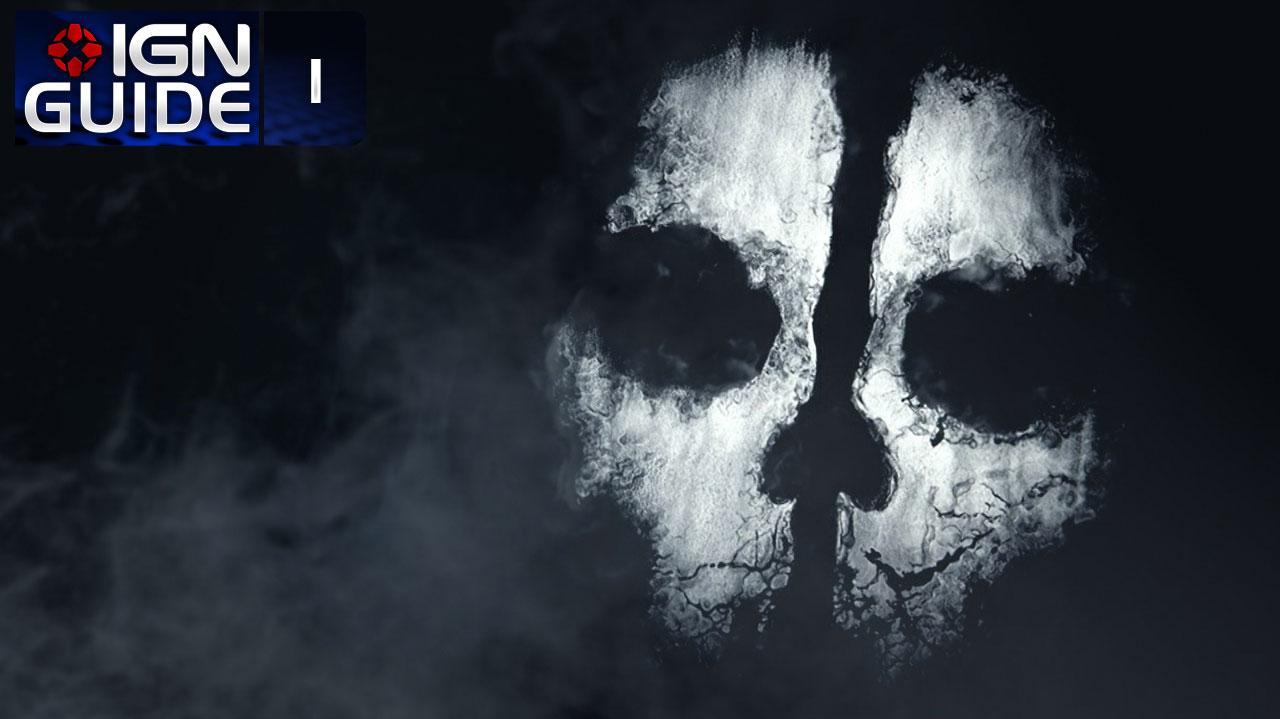 Call of Duty Ghosts Walkthrough - Ghost Stories (Part 1)