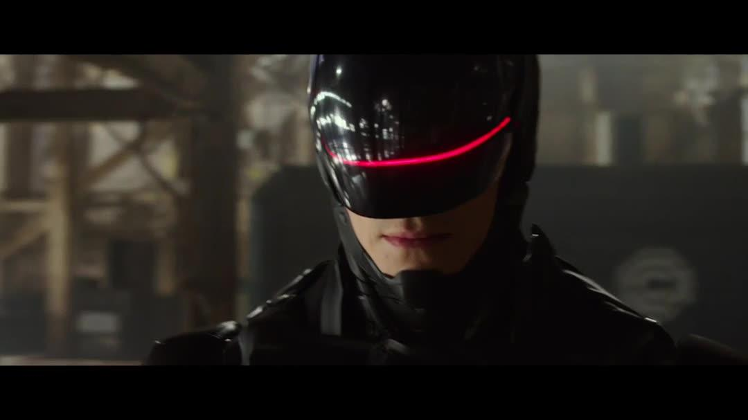 "Robocop - ""Field Tests"" Clip"