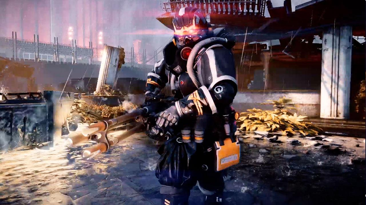 Gamescom Killzone Shadow Fall Multiplayer Trailer