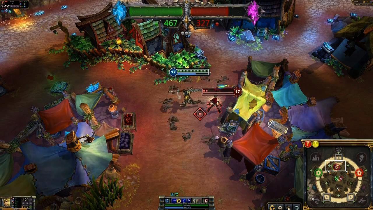 League of Legends - Dominion Spotlight