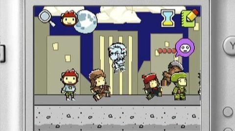 Super Scribblenauts (VG) (2010) - E3 2010 trailer