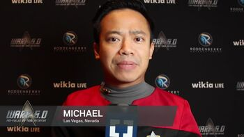 Star Trek Fan Census - Michael N