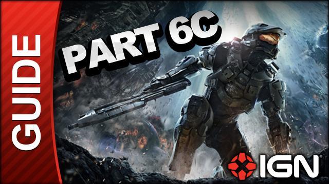 Halo 4 - Legendary Walkthrough - Shutdown - Part 6C
