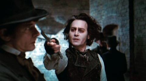 Sweeney Todd The Demon Barber Of Fleet Street (2007) - Home Video Trailer