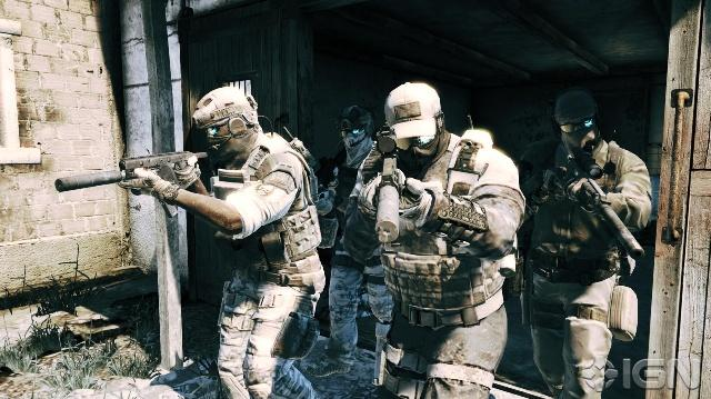 Ghost Recon Future Soldier Guerilla Mode