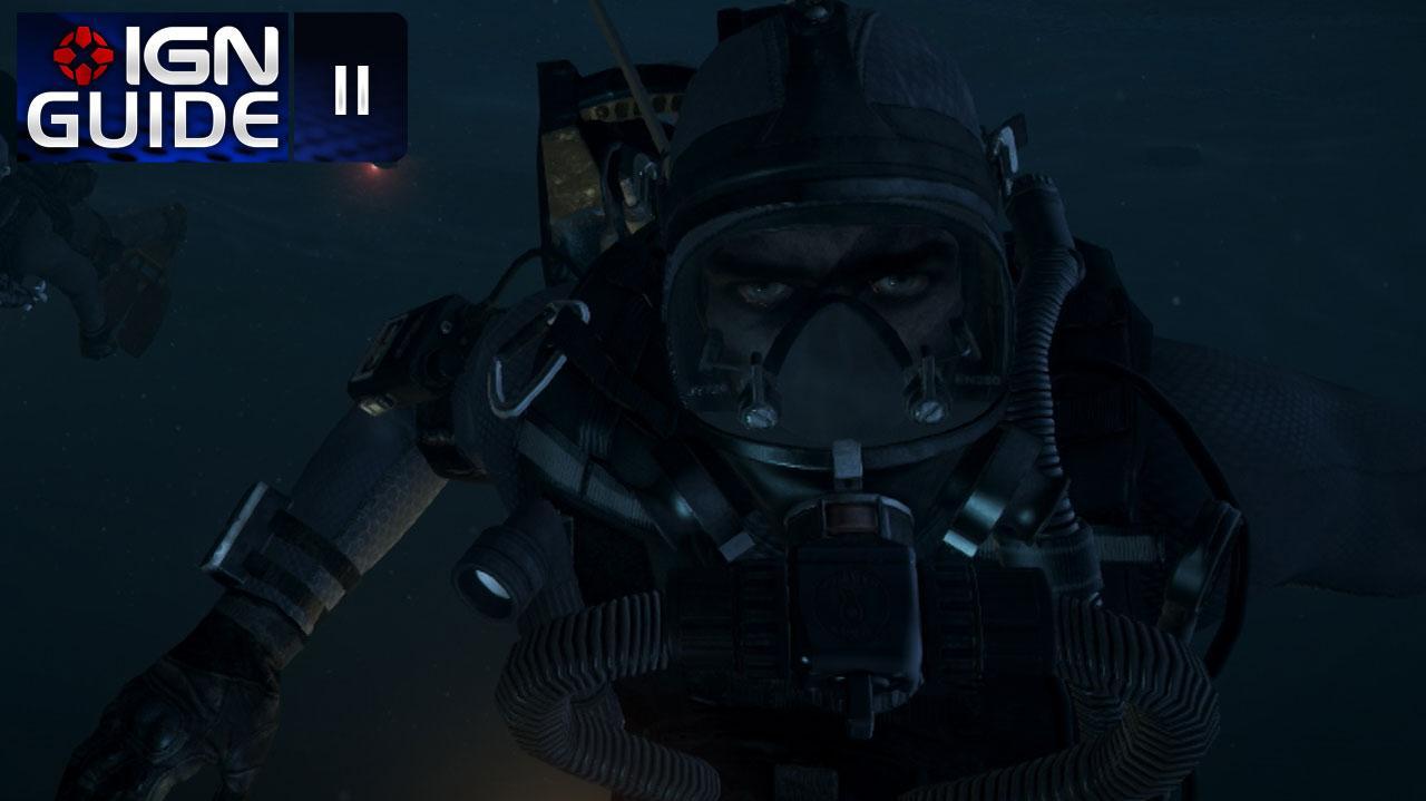 Call of Duty Ghosts Walkthrough - Atlas Falls (Part 11)