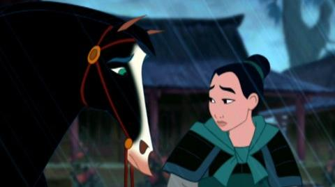 Mulan (1998) - Clip For the Family