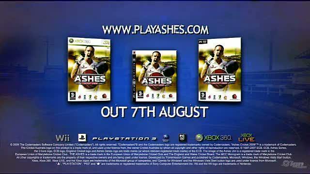 Ashes Cricket 2009 Xbox 360 Trailer - Trailer 2