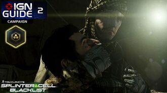 Splinter Cell Blacklist Perfectionist Walkthrough Part 2 - Benghazi Libya