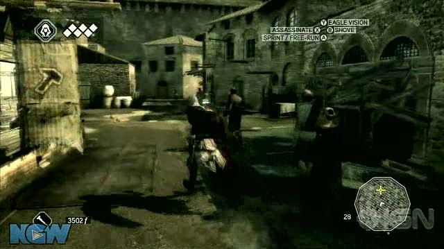 Assassin's Creed 2 X360 - Walkthrough - Assassin's Creed 2 MS 3 - Casa Dolce Casa