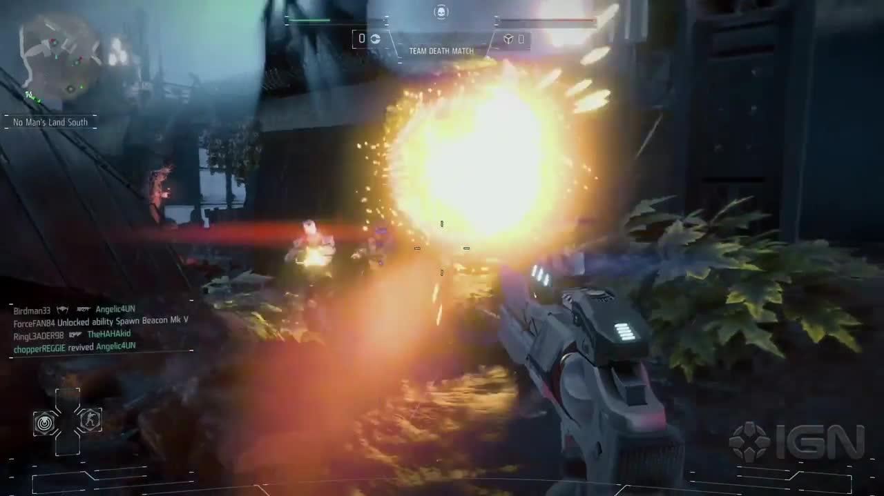 An All-New Look at Killzone Shadow Fall's Multiplayer
