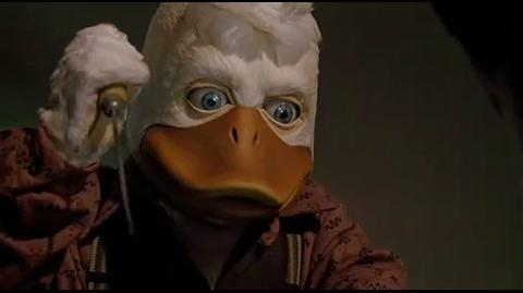 Howard the Duck - fight with band manager