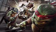 Qwizards - Teenage Mutant Ninja Turtles