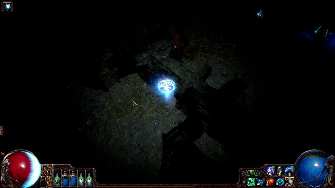 Path of Exile Shadow Clip