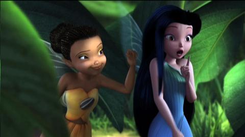 Tinker Bell and the Pixie Hollow Games (2011) - Featurette Pixie Preview Hide and Tink