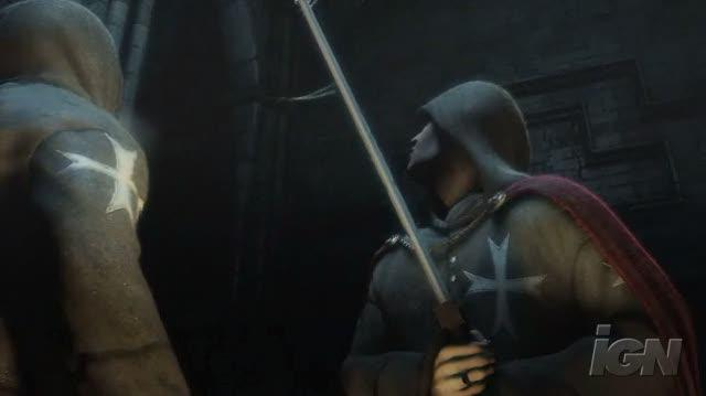 Assassin's Creed Xbox 360 Trailer - Templar Trailer