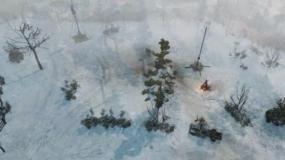 Company of Heroes 2 - Langres Map Trailer
