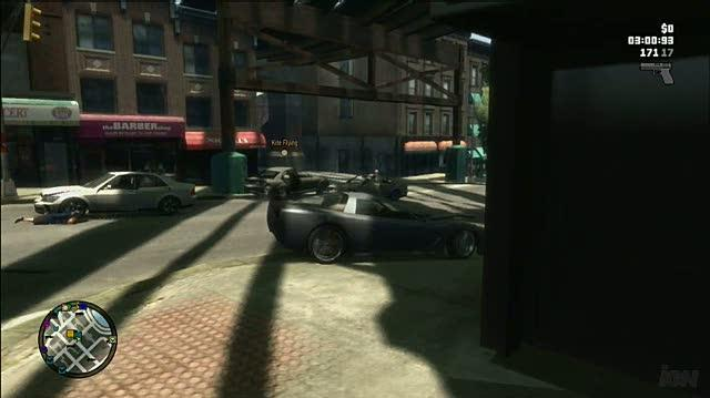 Grand Theft Auto IV Xbox 360 Gameplay - Multiplayer Video Special (HD)