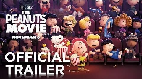 The Peanuts Movie Official Trailer HD FOX Family