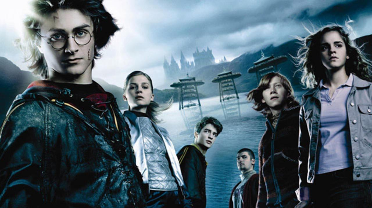 Harry Potter and the Goblet of Fire DVD Blu-ray Special Feature Clip